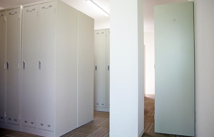 ロッカールーム